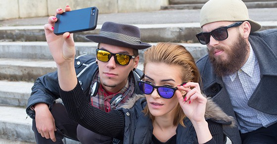 How To Use Selfies To Market Your Music