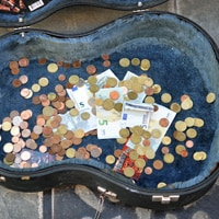 Ways to make money from music