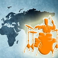 Location importance for musicians succeeding