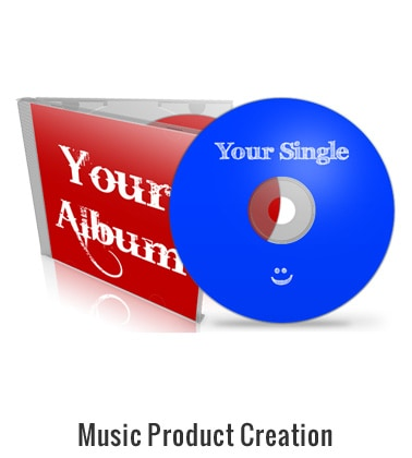 Category Music Product Creation