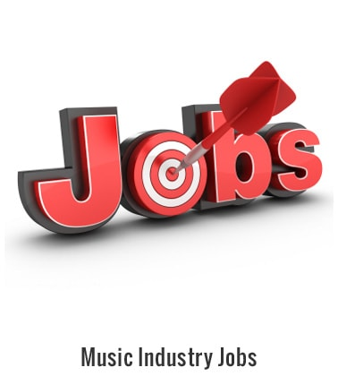 Category Music Industry Jobs