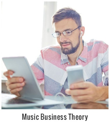 Category Music Business Theory