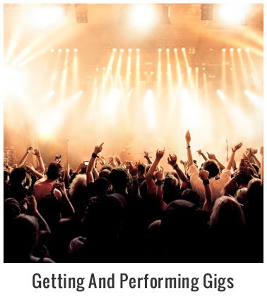 Category Getting And Performing Gigs