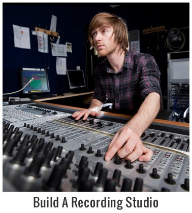 Category Build A Recording Studio