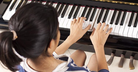Music Keyboard Exercises How To Improve Feel