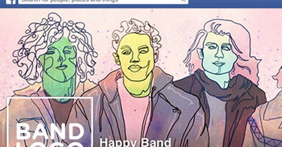 How To Create The Perfect Facebook Profile Image For Your Band