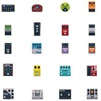 How to arrange guitar pedals
