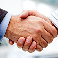 Negotiating a deal for a music manager