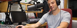 College radio stations in the music business and their role
