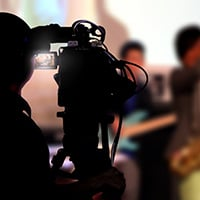 Ways musicians can get on television channels