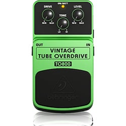 Behringer Vintage Tube Overdrive TO800