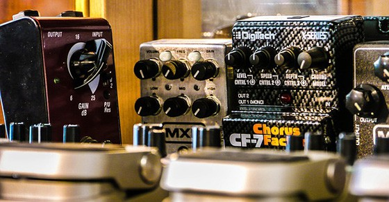 Best Guitar Pedals For Under $50