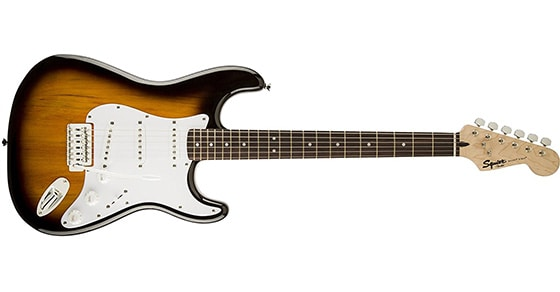 Squier Bullet Strat Electric Guitar