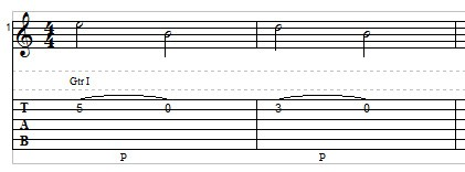 Slide Guitar example 6
