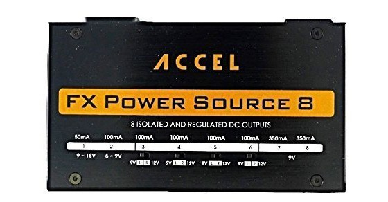 Accel FX Power Source 8
