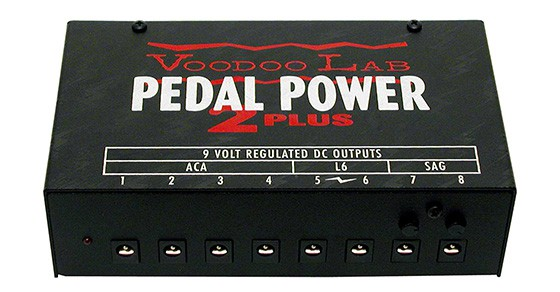 Voodoo Lab Pedal Power 2 Plus Universal