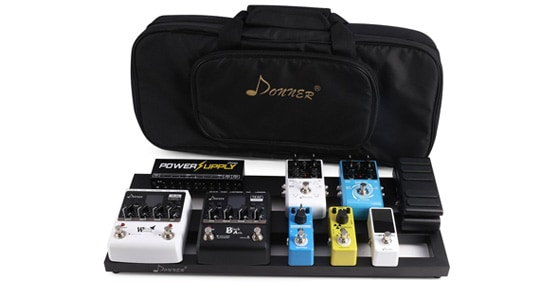 Donner Guitar Pedal Board Case DB-2