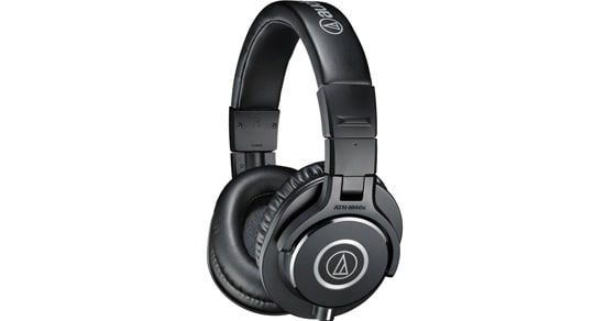 Audio Technica ATH-M40x Professional Studio Monitor Headphones