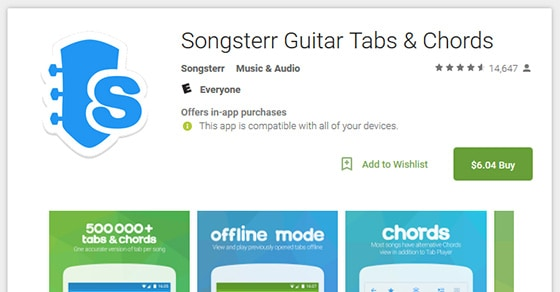 6 Best Android Apps For Guitarists And Guitar Players Music
