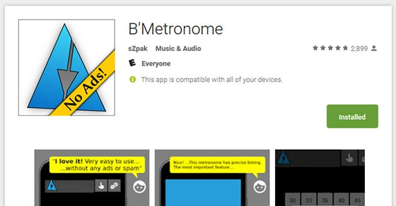 B'Metronome