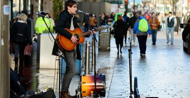 How To Start Busking And Street Performing