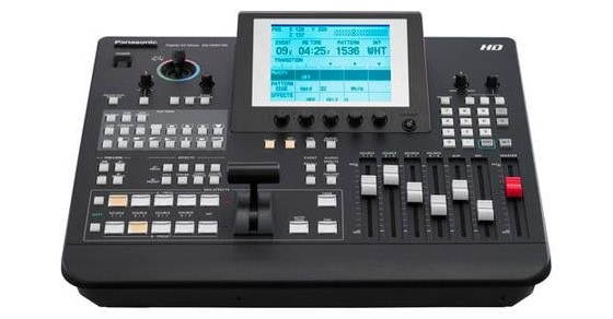 Panasonic AGHMX100PJ HD/SD Digital AV Mixer
