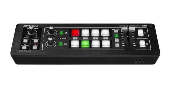 oland V-1HD HD Video Switcher