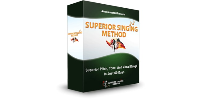 Superior Singing Method, the best online singing lessons