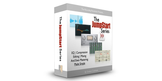 Jumpstart Your Mix, the best course for producers