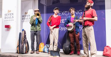 How To Get A Busking License In The UK