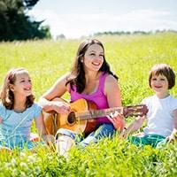 Making music for children