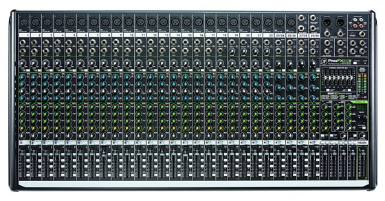 Mackie PROFX30V2 30-Channel 4-Bus Mixer With USB And Effects