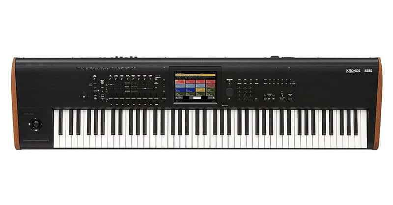 Best for performing: Korg Kronos