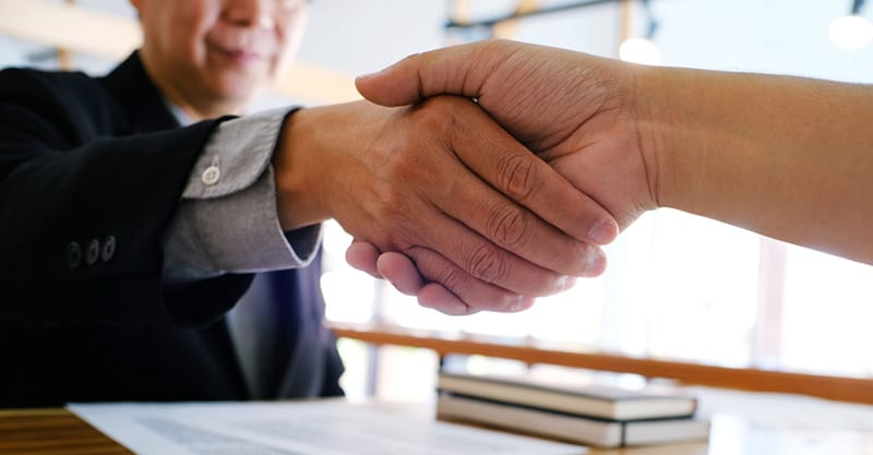Building business partnerships in the music industry
