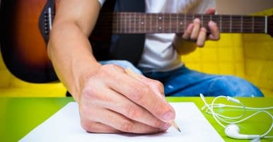 How To Write A Song For Beginners Step By Step