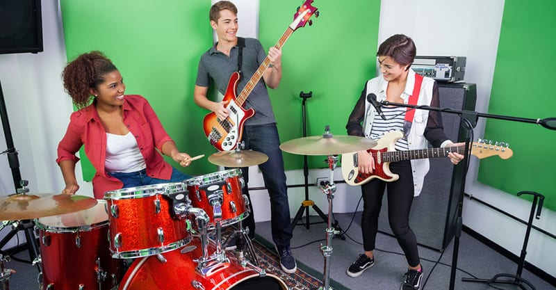How To Establish Yourself As A Professional Session Musician