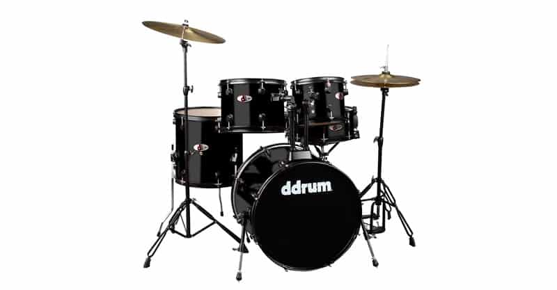 ddrum D120B MB D Series Drum Set 5 Piece Complete
