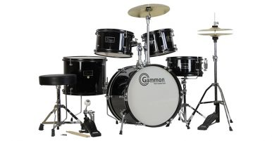 6 Best Junior Drum Sets For 5, 8, And 10+ Year Old Beginner Kids