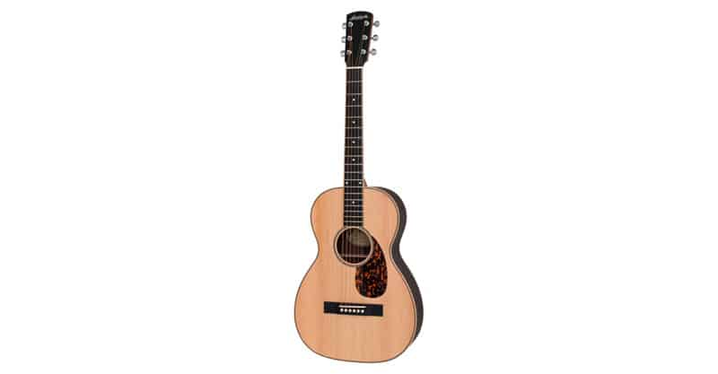 Larrivee P-03 Parlor Acoustic Travel Guitar