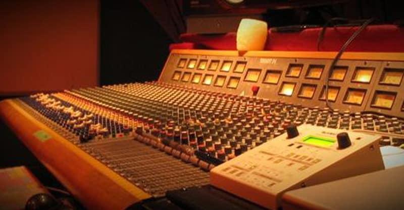 MCC Recording Studio