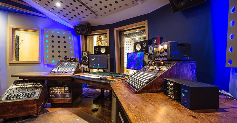 Best Canadian Recording Studios