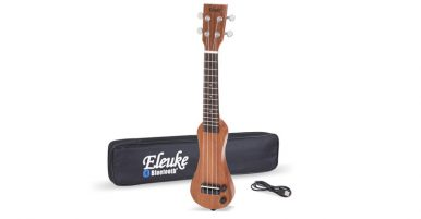 7 Best Travel Ukulele On Sale For Backpackers 2018