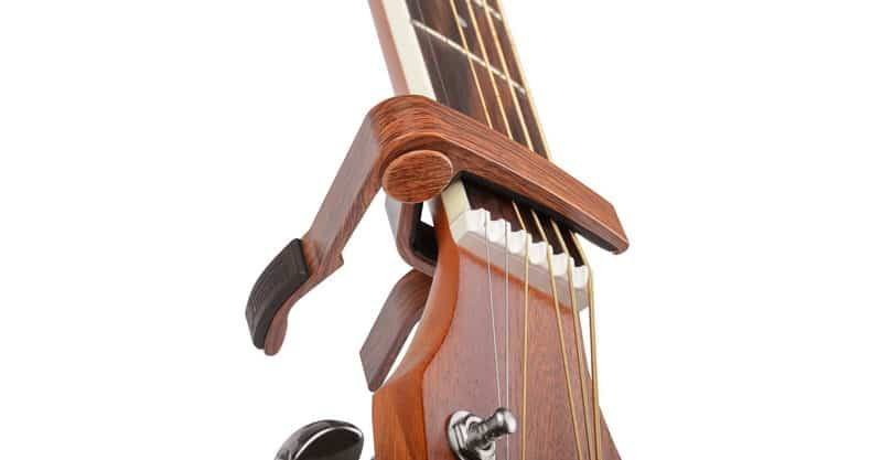 Rinastore 6-String Acoustic & Electric Guitar Capo