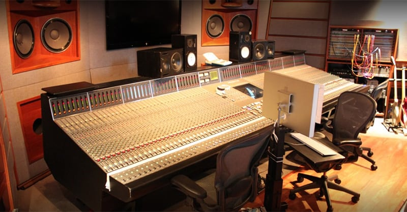 Platinum Sound Recording Studios
