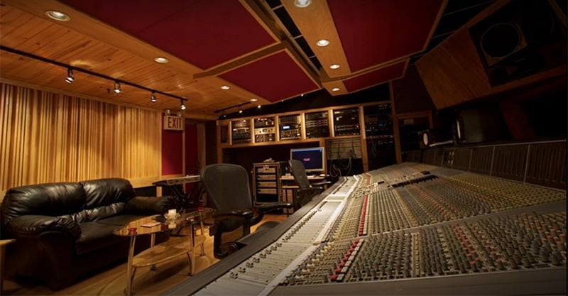 Premiere Recording Studios