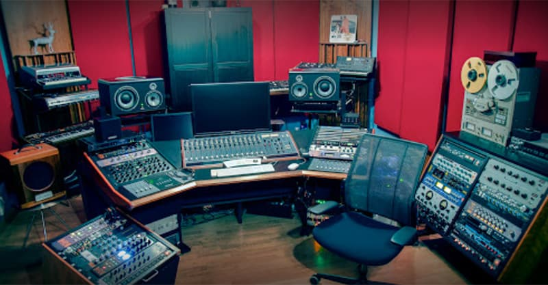 Best Recording Studios In NYC