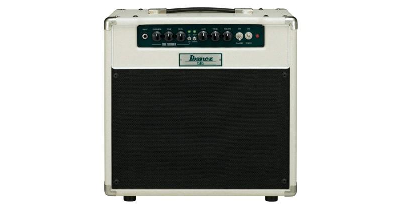 Ibanez TSA15 1x12 15-Watt All-Tube Combo Guitar Amplifier