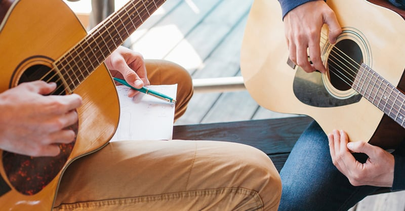 Growing your student base as a guitar teacher