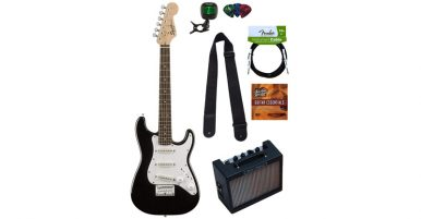 Best 7 Electric Guitars And Guitar Packages For Beginners