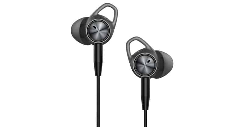 TaoTronics Active Noise Cancelling Headphones, Wired Earbuds